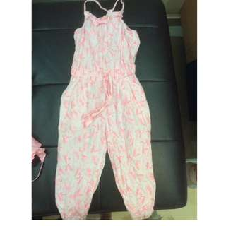 Cotton on jumpsuit for 6 years old (condition 10/10)