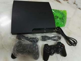 Ps3 Jailbreak 120GB + FREE GAMES