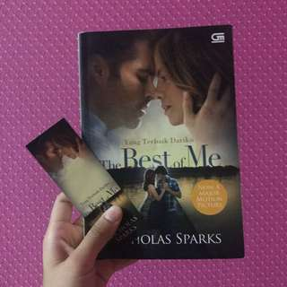 The Best Of Me ( Bahasa )