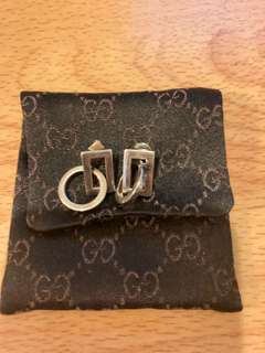 GUCCI earring 耳環(原價:$1,800~)
