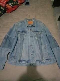 Levi's Trucker Jacket #kanopixcarousell