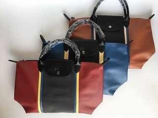 Longchamp Ruban leather