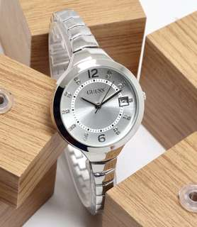 Guess Date G-020 Stainless