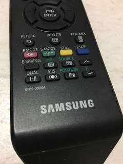 Original Samsung TV Remote