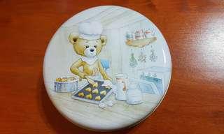 Teddy Bear Container