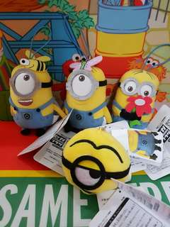 Despicable ME Hanging Plushie