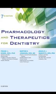 Pharmacology 