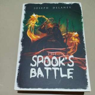 Spook's Battle