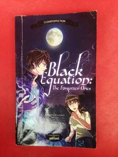 Black Equation: The Forgotten Ones by Natsuri Ayuko