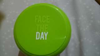Face the day oil free moisturiser