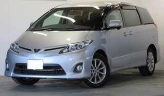 Toyota estima aeras spec.