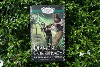 The Diamond Conspiracy by Pip Ballantine & Tee Morris