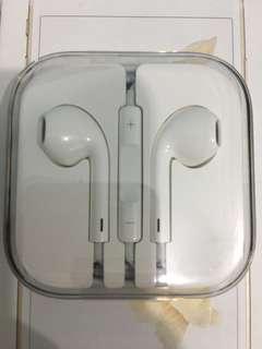 Iphone 原裝全新耳機