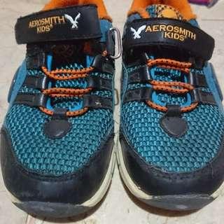 Aerosmith kids shoes