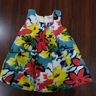 Preloved dress, size XS (2-3 tahun)