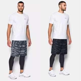🚚 🌐《預》代購 Under Armour UA 安德瑪 男款 Baseball 運動健身訓練短褲-1281053