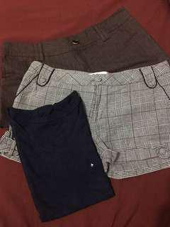 Shirt, Shorts (2) - BUNDLE