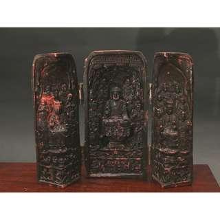 Chinese pocket altar