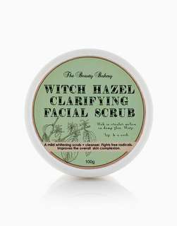 Witch Hazel Clarifying Facial Scrub