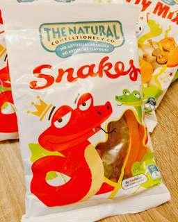 🚚 【現貨】澳洲The Natural 100%天然水果軟糖