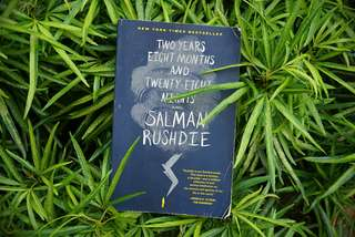 Two Years, Eight Months and Twenty-eight Nights by Salman Rushidie