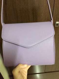 ROOTY 紫色信封包 韓製