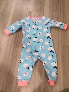 Preloved Carter's baby Chinese New Year design pyjamas