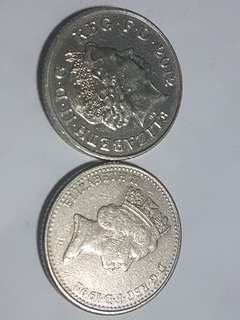 Coin - UK pence