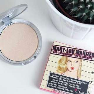 Highlighter the balm mary Betty bonnie lou