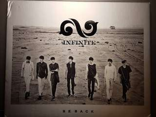 Infinite Be Back 淨專