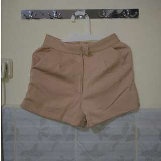 Hotpants Highwaist