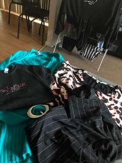Clothes bundle 6