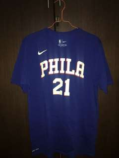 Nike Philadelphia 76ers Tee