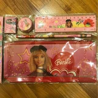 Barbie study kit