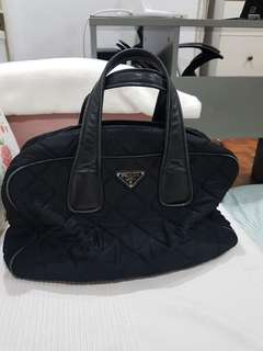 Prada quilted with sling
