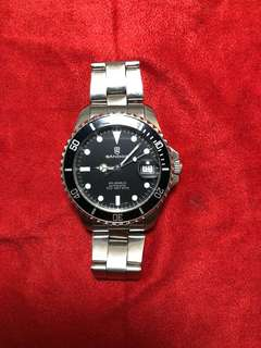 Sandoz Submariner 100M Automatic