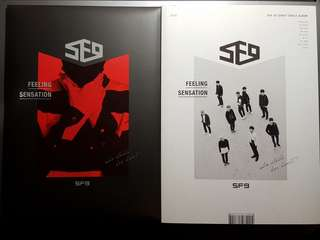 SF9 Feeling Sensation 淨專