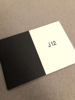 [包郵] Chanel J12 Watch Book 錶書