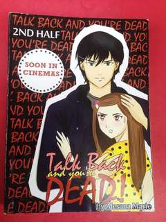Talk Back and you're DEAD! Bundle (book 1 and second half) by Alesana Marie