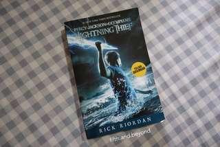 Percy Jackson & the Olympians : The Lightning Thief by Rick Riordan