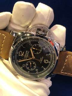 New Panerai pam653 flyback chronograph