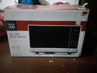 28L Microwave Oven