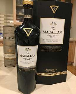Macallan Rare Cask Black(全球限量5500瓶)