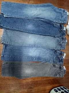 Boys jeans size 7
