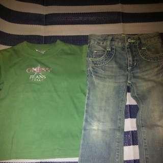 Guess Shirt & Jeans