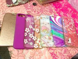 Iphone 7/8 Plus casing [ Set ]