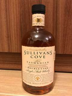 Sullivans Cove Double Oak Aged 15 Years