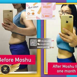 Moshu Nourishment 1+1 Set ~ WOWO                       #HEALTHY SLIMMING                                    #QUALITY INGREDIENTS