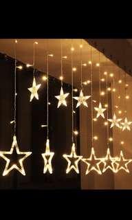 🚚 Fairy Lights LED Stars