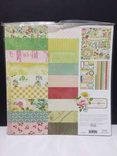 Crate paper pretty party collection scrapbook pack